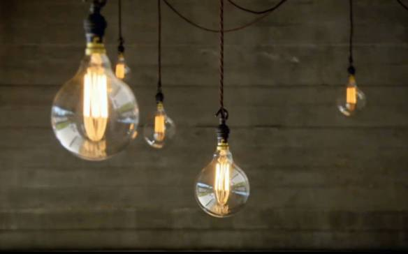 Light bulbs incandescent-globes