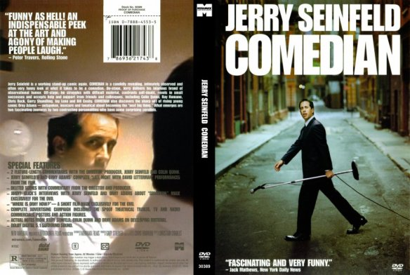 Seinfeld Comedian